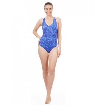 Amante Women Sports Wear Printed Swimsuit