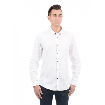 Arrow New York Men Solid Formal Wear Shirt