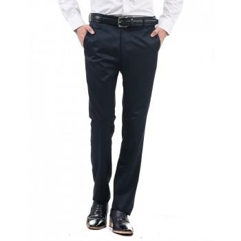 Arrow Men Formal Wear Solid Trouser