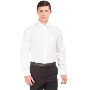 Arrow Men Casual Wear Solid Shirt