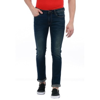 Arrow Jeans Men Casual Wear Solid Jeans