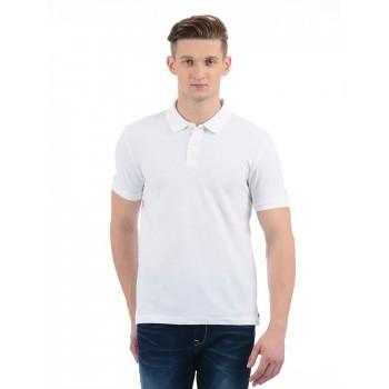Arrow Men Casual Wear Solid Polo T-Shirt