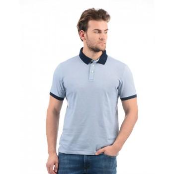 Arrow Sport Men Casual Wear Printed Polo T-Shirt