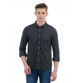 Arrow Sport Men Casual Wear Textured Shirt