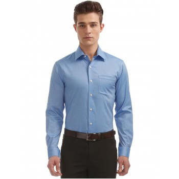 Arrow Men Casual Wear Textured Shirt