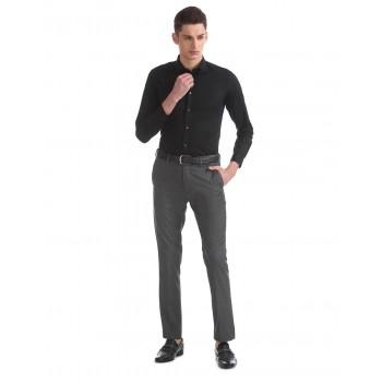Arrow Formal Wear Solid Men Trouser