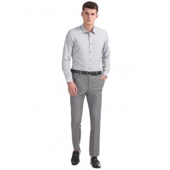 Arrow New York Men Casual Wear Printed Shirt