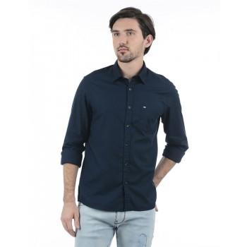 Arrow Sports Men Solid Casual Wear Shirt