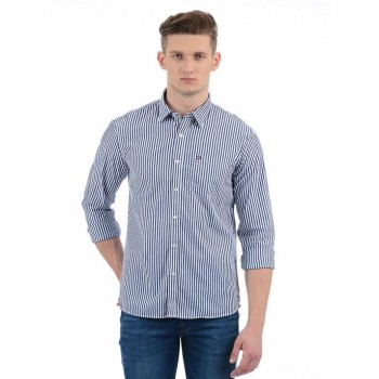 Arrow Sport Men Casual Wear Striped Shirt