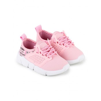 Barbie Girls Pink Casual Wear Shoes