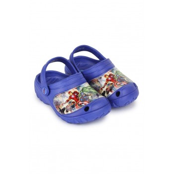 Marvel Boys Blue Casual Wear Clogs