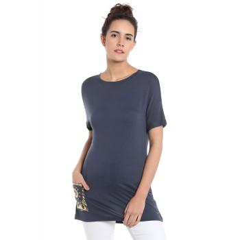 Vero Moda Women Casual Wear Graphic Print T-Shirt