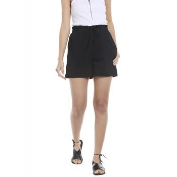 Vero Moda Women Casual Wear Solid Shorts