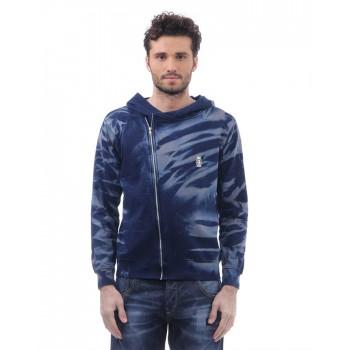 BJazzy Men Blue Casual Wear Jacket