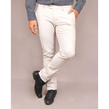 Blackberry Casual Men Formal Wear Solid Trousers