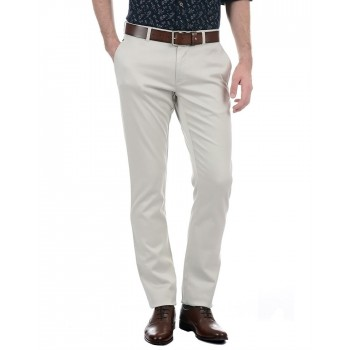Blackberry Casual Men Casual Wear Solid Trousers
