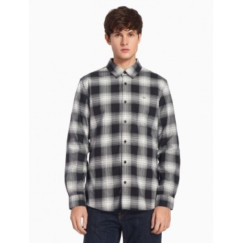 Calvin Klein Jeans Men Casual Wear Checkered Shirt