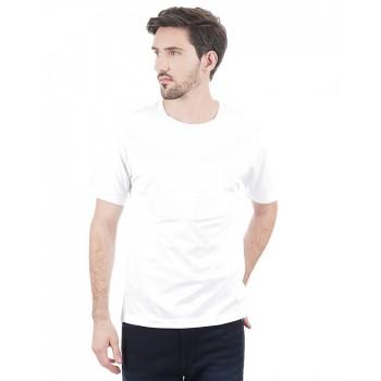 Calvin Klein Men Casual Wear Solid T-Shirt