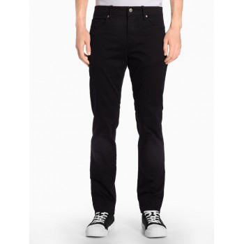 Calvin Klein Jeans Men Casual Wear Solid Trousers