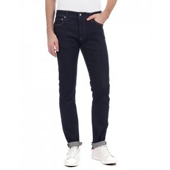 Calvin Klein Jeans Men Casual Wear Solid Jeans