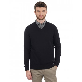Calvin Klein Jeans Men Casual Wear Solid Sweater