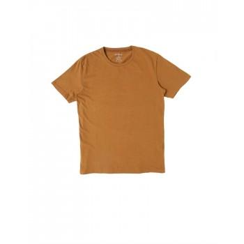 Celio Men's Plain / Solid Straight Fit Casual Wear T-Shirt