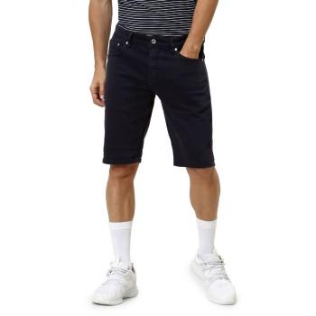Celio Men Casual Wear Bermuda Shorts