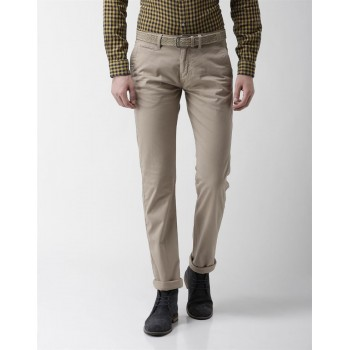 Celio Men Formal Wear Chino Pants