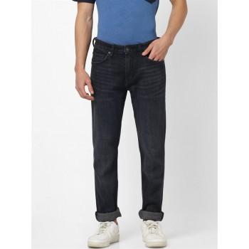 Celio Men Casual Wear Black Jean