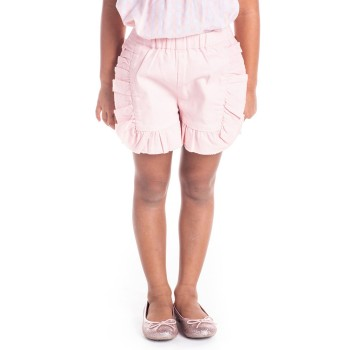Cherry Crumble California Girls Casual Wear Solid Shorts