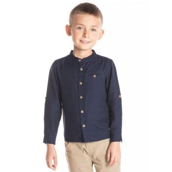 Cherry Crumble California Boys Casual Wear Solid Shirt