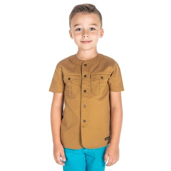 Cherry Crumble California Casual Wear Solid Shirt