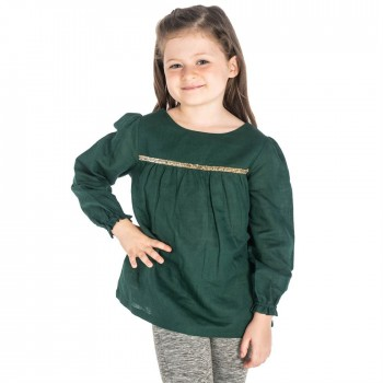 Cherry Crumble California Girls Casual Wear Embellished Top