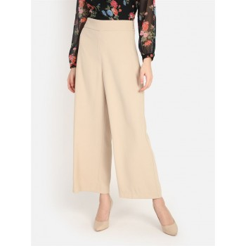 Cover Story Women's Loose Fit Casual Wear Culottes
