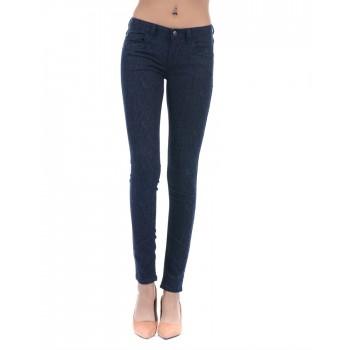 Ed Hardy Women Casual Wear Printed Jean