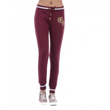 Ed Hardy Women Casual Wear Solid Track Pant