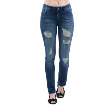 Ed Hardy Women Casual Wear Solid Jean