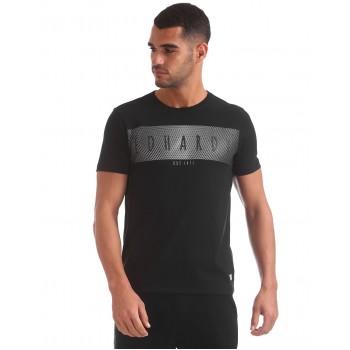 Ed Hardy Men Casual Wear Chest Print T-Shirt