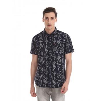 Ed Hardy Men Casual Wear Printed Shirt
