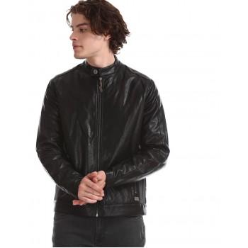 Ed Hardy Men Casual Wear Solid Jacket