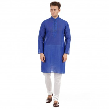 Ethnicity Men Full Sleeve Ethnic Kurta