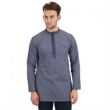 Ethnicity Men Festive and Partywear Short Kurta