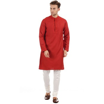 Ethnicity Men Festive and Partywear Straight Kurta