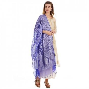 Ethnicity Casual Wear Printed Women Dupatta