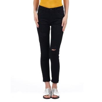 Flying Machine Women Casual Wear Solid Jeans
