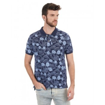 Flying Machine Men Casual Wear Floral print T-Shirt