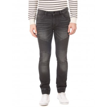 Flying Machine Men Casual Wear Solid Jeans