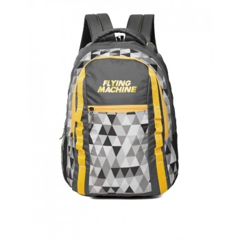 Flying Machine UniSex Multicolor Casual Wear Backpack