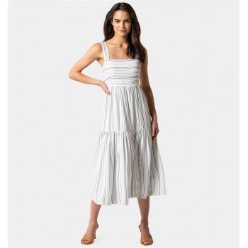 Forever New Women Casual Wear White Dress