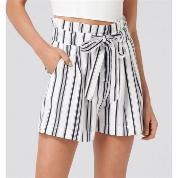 Forever New Women Casual Wear White Shorts